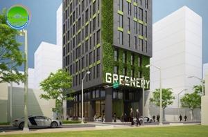 Khách Sạn Greenery