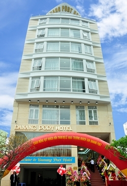 Khách sạn Travidat ( Danang Port Cũ )