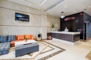 khách sạn Rosetta