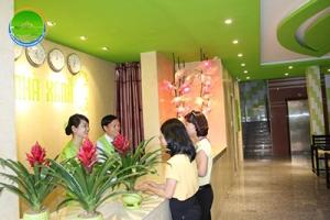 Ngôi Nhà xanh hotel
