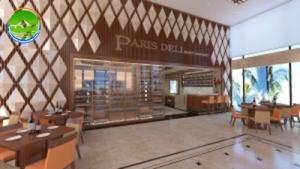Khách sạn Paris Deli