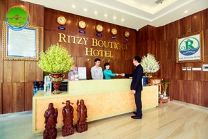 RITZY BOUTIQUE HOTEL