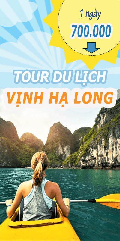 tour hạ long