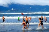 Các bãi tắm ở biển Đà Nẵng